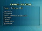 Após enchentes, Francisco Beltrão tem rodízio de abastecimento de água