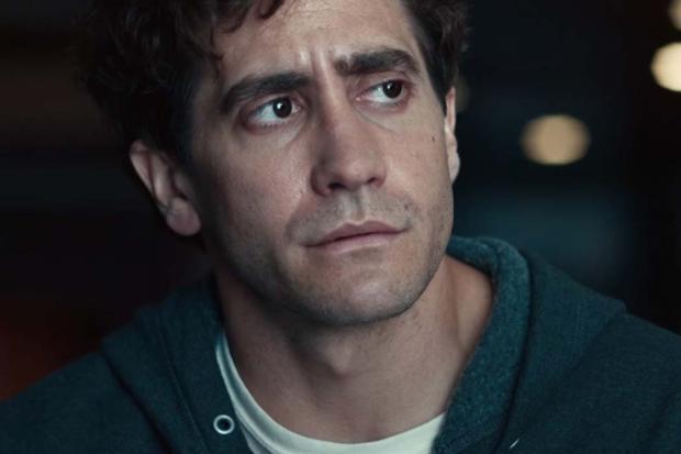 Jake Gyllenhaal em cena de 'Stronger' (Foto: Reprodução)