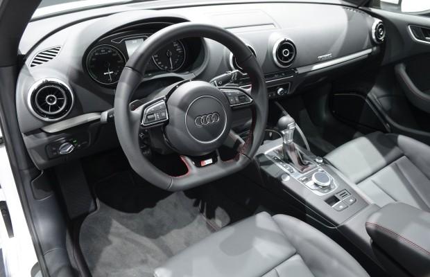 Audi e-tron quattro no Salão de Frankfurt (Foto: Newspress)