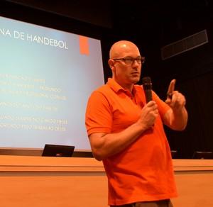 Morten Soubak, técnico da seleção feminina de Handebol (Foto: Rafael Bello/COB)