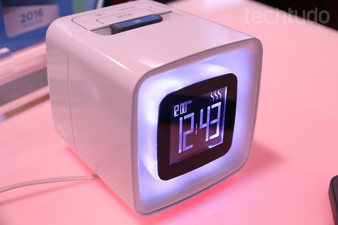 Despertador de cheiro (Foto: Marlon Câmara / TechTudo)