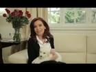 Antes de reforma ministerial, Cristina Kirchner mostra novo cão em vídeo