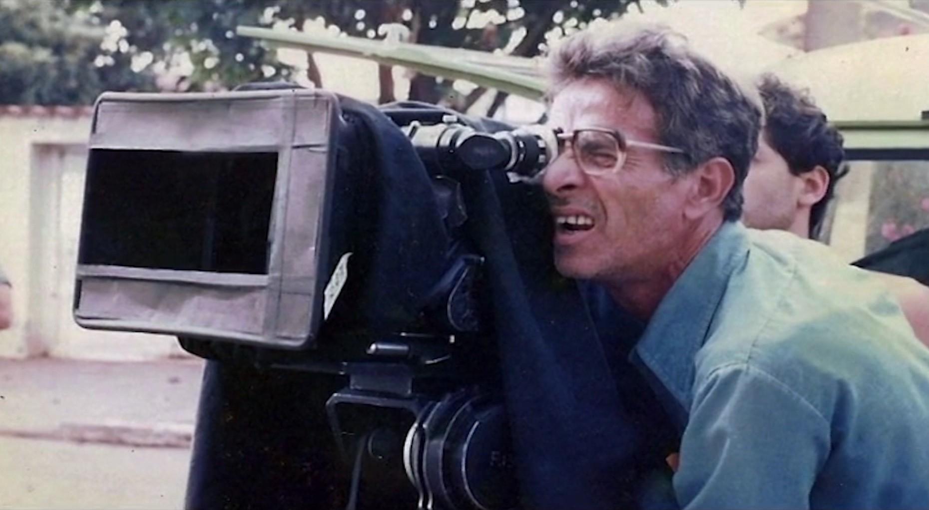 Cineasta Roberto Pires usava soluções inovadoras na gravação de suas obras (Foto: Divulgação)