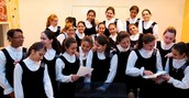 Meninas Cantoras encerra atividades (Divulgação/Dell'Arte)