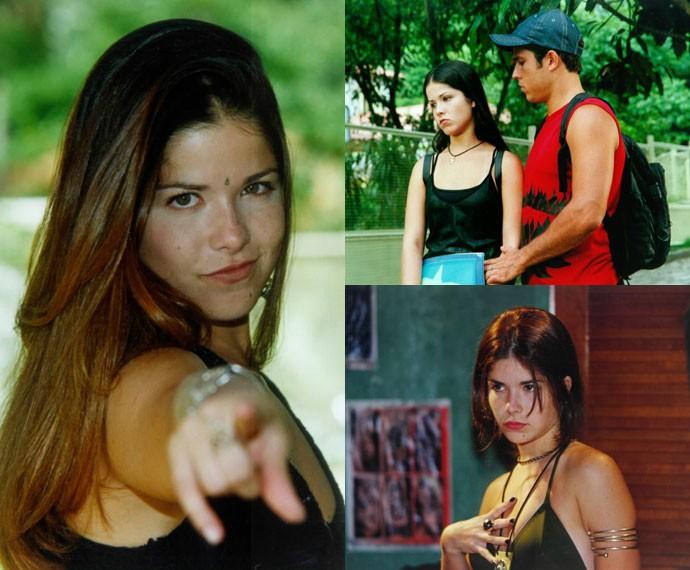 Samara Felippo viveu Erica em 'Malhação' (Foto: CEDOC/TV Globo)