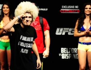 MMA UFC Khabib Nurmagomedov 2013 (Foto: Marcos Ribolli)