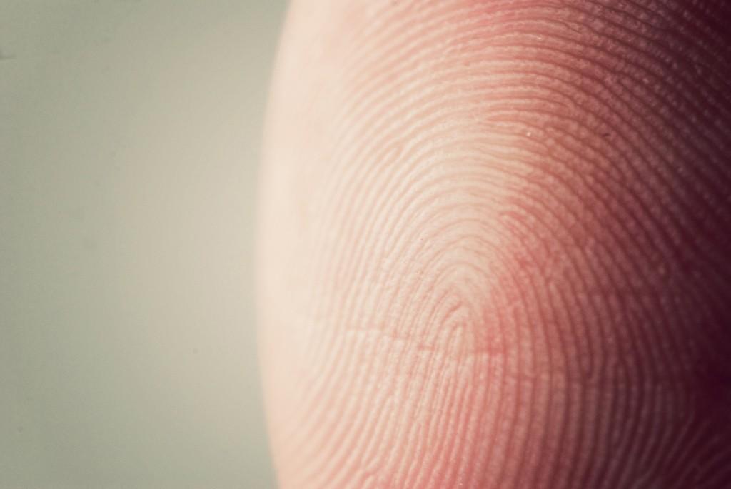 Sua impressão digital pode conter informações sobre seus ancestrais