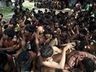 Mianmar já prendeu mais de 90 suspeitos de tráfico de pessoas