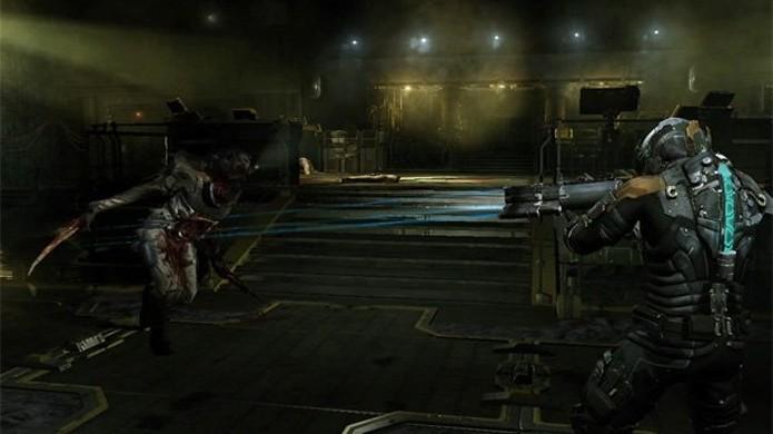 Dead Space 2: Severed trazia a história de Gabe Weller de Dead Space: Extraction paralela à de Isaac (Foto: Reprodução/GameInformer)