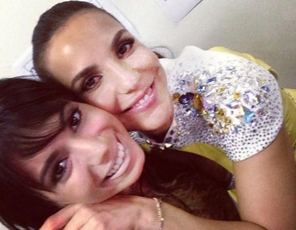 Anitta e Ivete Sangalo (Foto: Reprodução / Instagram)