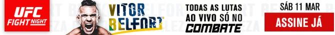 banner header UFC Combate Fortaleza (Foto: Combate)