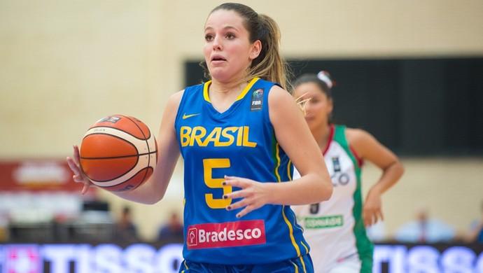 Clarissa Carneiro (Foto: Fiba / Divulgação)