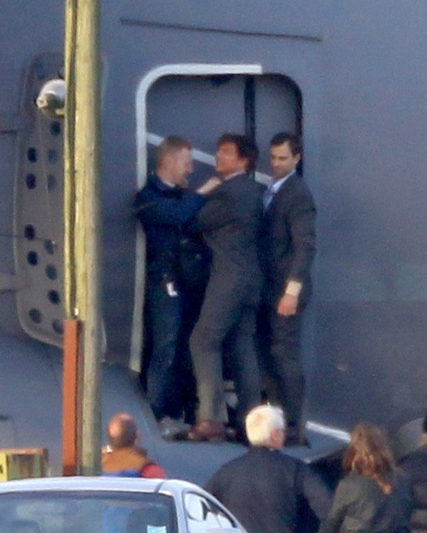 Tom Cruise (Foto: Agência/ Grosby Group)