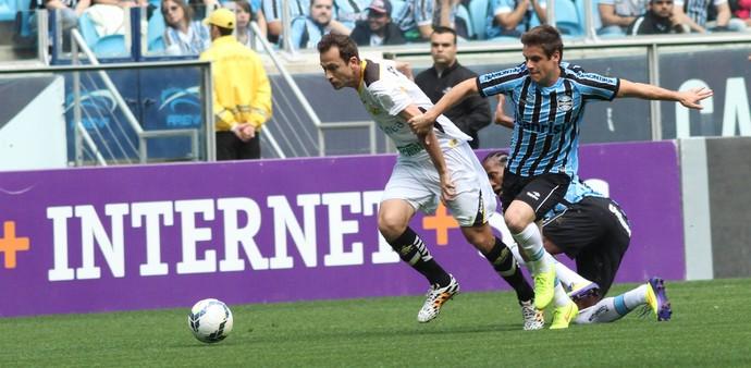 Martinez Grêmio Criciúma (Foto: Fernando Ribeiro / Criciúma EC)