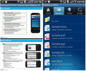 ThinkFree Office Mobile Viewer download