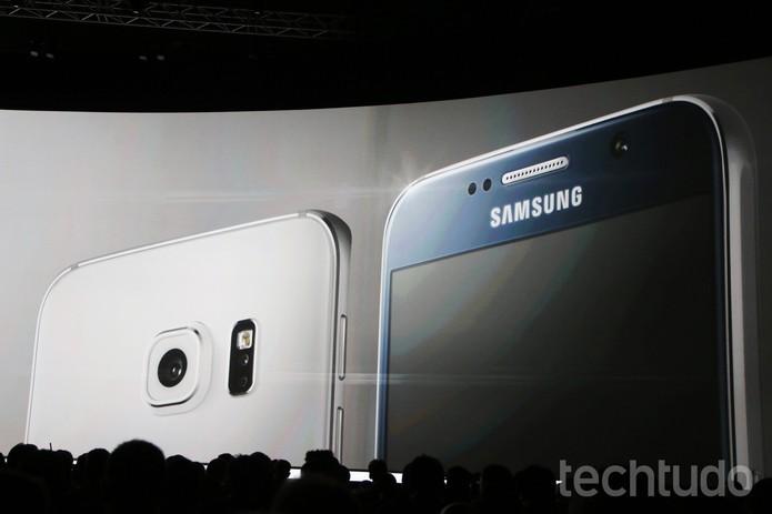 Nova câmera do S6 tem estabilizador de imagem (Foto: Isadora Diaz/TechTudo)