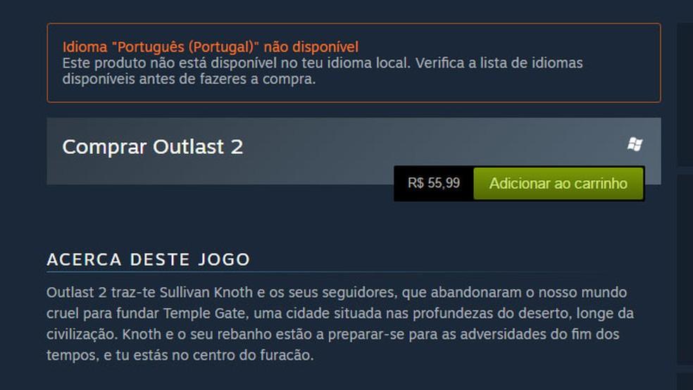 Veja requisitos e como fazer download de Outlast 2 no PS4 ...