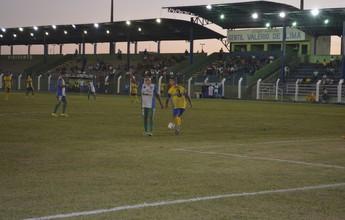 Returno: Ariquemes e Rolim de Moura ficam no empate em 1 a 1 no Valerião