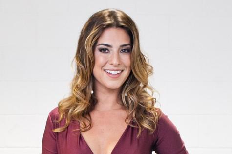 Fernanda Paes Leme, uma das apresentadoras do 'SuperStar' (Foto: Divulgação/TV Globo)