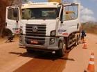 Dois índios morrem atropelados por caminhão pipa na BR-226, no MA