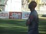 Professor Cadão: zagueiro comanda time no OPG e estreia como treinador