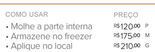euatleta faixa de gelo testamos (Foto: Editoria de Arte/Eu Atleta)