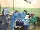 Mutirão para cirurgias de catarata opera 89 pacientes em Formiga