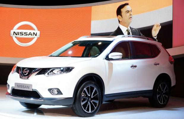 Nissan X-Trail 2014 (Foto: Newspress)