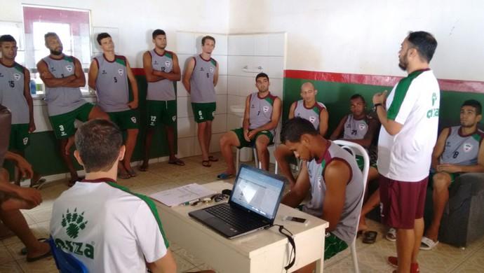 CSE, exame (Foto: Romário Silva/Assessoria CSE)
