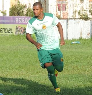 Hoje no Sampaio, Willian Simões já jogou contra e a favor do Estrela do Norte (Foto: Sampaio/Divulgação)