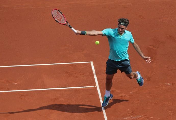 Roger Federer, ATP de Istambul (Foto: AP)