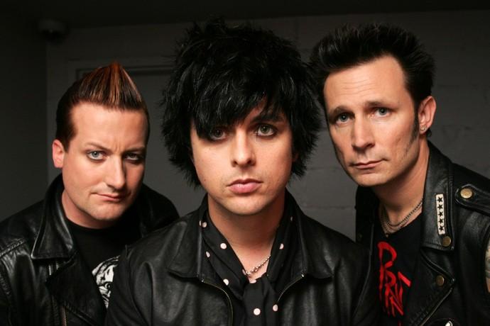 O Green Day inicia turnê mundial  em setembro (Foto: Divulgação)