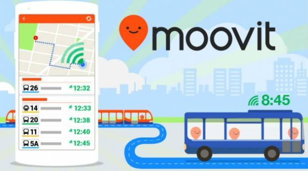 O Moovit apresenta para os usuários os melhores trajetos via transporte público.  (Foto: Estadão Conteúdo )