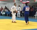 """Campeã olímpica volta a lutar Regional depois de 10 anos: """"Revivi a carreira"""""""