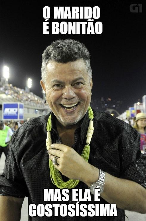 Sobre a Milena Nogueira, esposa do cantor Diogo Nogueira (Foto: Valéria del Cueto/Divulgação)