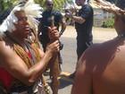 Pistas da BA-001 são liberadas após protesto de indígenas no sul da BA