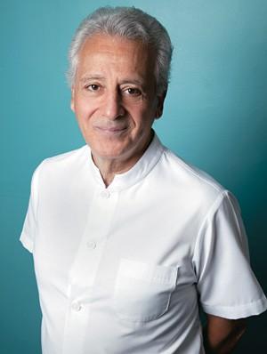 O CRIADOR O médico francês Pierre Dukan. Ele virá ao Brasil para divulgar sua dieta baseada no consumo de proteínas (Foto: Mary Erhardy)