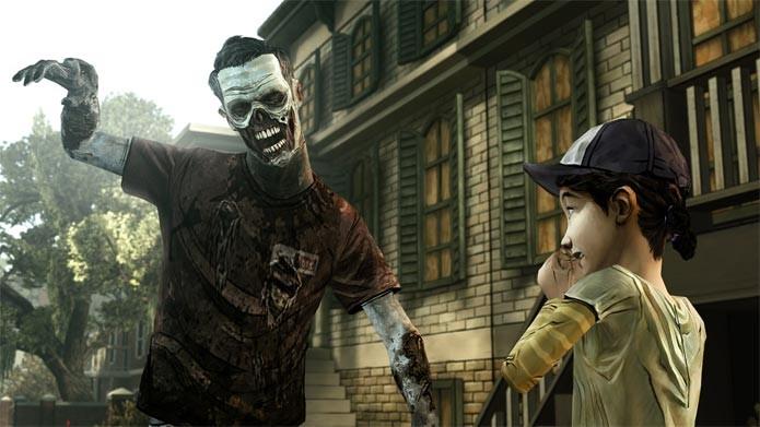The Walking Dead 2 se destaca nas ofertas da semana (Foto: Divulgação)