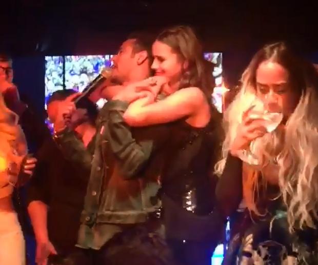Neymar e Bruna Marquezine (Foto: Reprodução / Instagram)