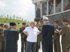 Kim Jong-un diz que evento militar é preparação para guerra
