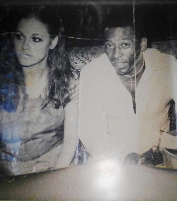 Cynthia Isenseee Pelé (Foto: Arquivo Pessoal )