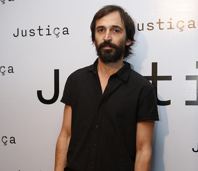 Julio Andrade será Firmino na minissérie 'Justiça' (Foto: Ellen Soares / Gshow)
