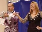 Mágicos fazem performance bem-humorada sobre a vida em casal