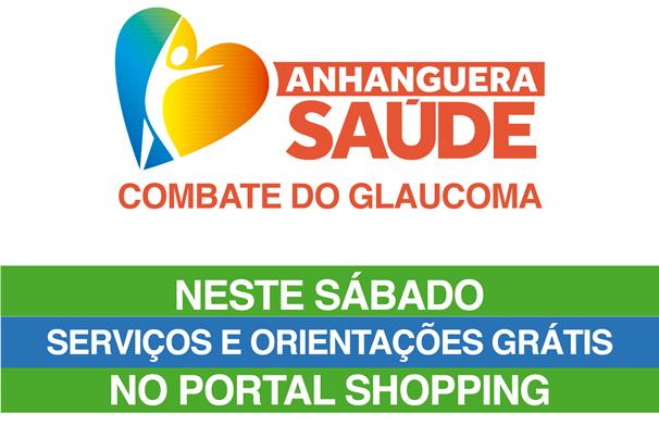 'Anhanguera Saúde' promove o combate ao glaucoma. (Foto: TV Anhanguera)