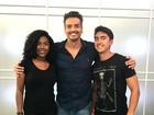 No '2 Minutos', Leo Dias fala de briga com Winits e André Gonçalves