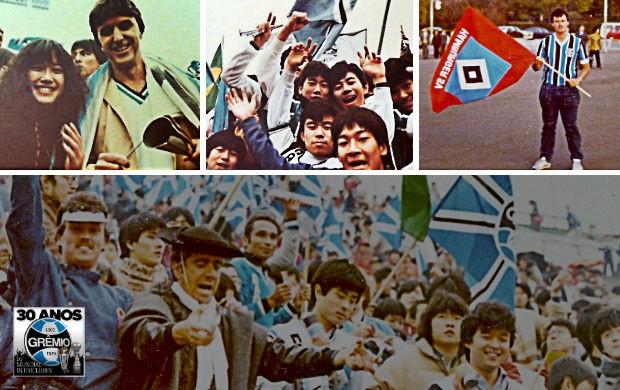 invasão tricolor (Editoria de Arte/Globoesporte.com)