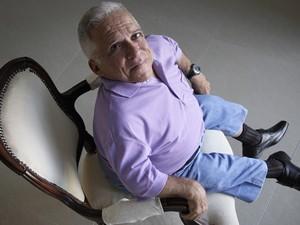 Nelson Ned em 2012 (Foto: Marcos Alves/Agência O Globo)
