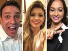 Marcelo Médici e Thaíssa Carvalho declaram torcida na Audição das Estrelas