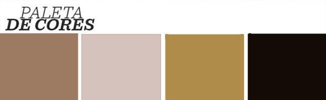 Décor do dia: Corredor com parede bicolor (Foto: Reprodução)