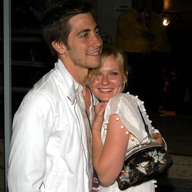 Jake Gyllenhaal e Kirsten Dunst (Foto: Reprodução)